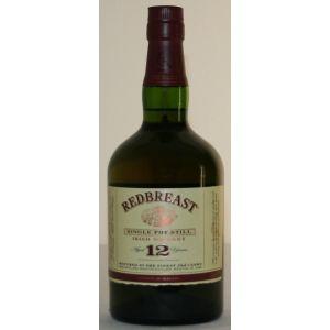 Redbreast Single Pot Still Irish Whiskey 12y.
