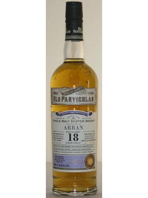 Douglais Laing's Old Particular Arran Highland Single Malt 18y