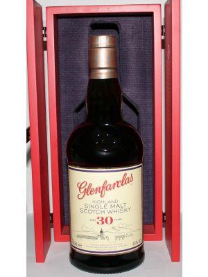 Glenfarclas Highland Single Malt 30y.
