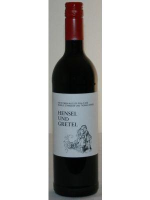 Hensel und Gretel Cuvée Rot 2018