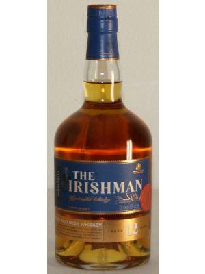 The Irishman Single Malt Irish Whiskey 12y.
