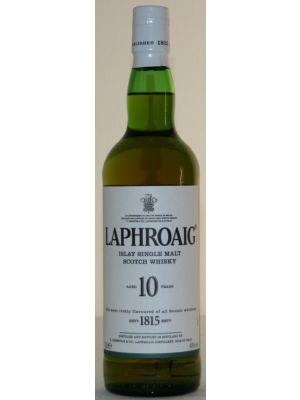 Laphroaig Islay Single Malt 10y