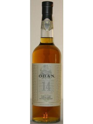 Oban Single Highland Malt 14y