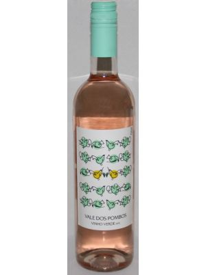 Vale dos Pombos Vinho Verde Rosado 2020
